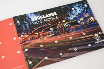 Brochure DUDELANGE ville mobile