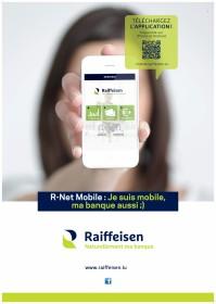 Raiffeisen - Campagne R-Net Mobile